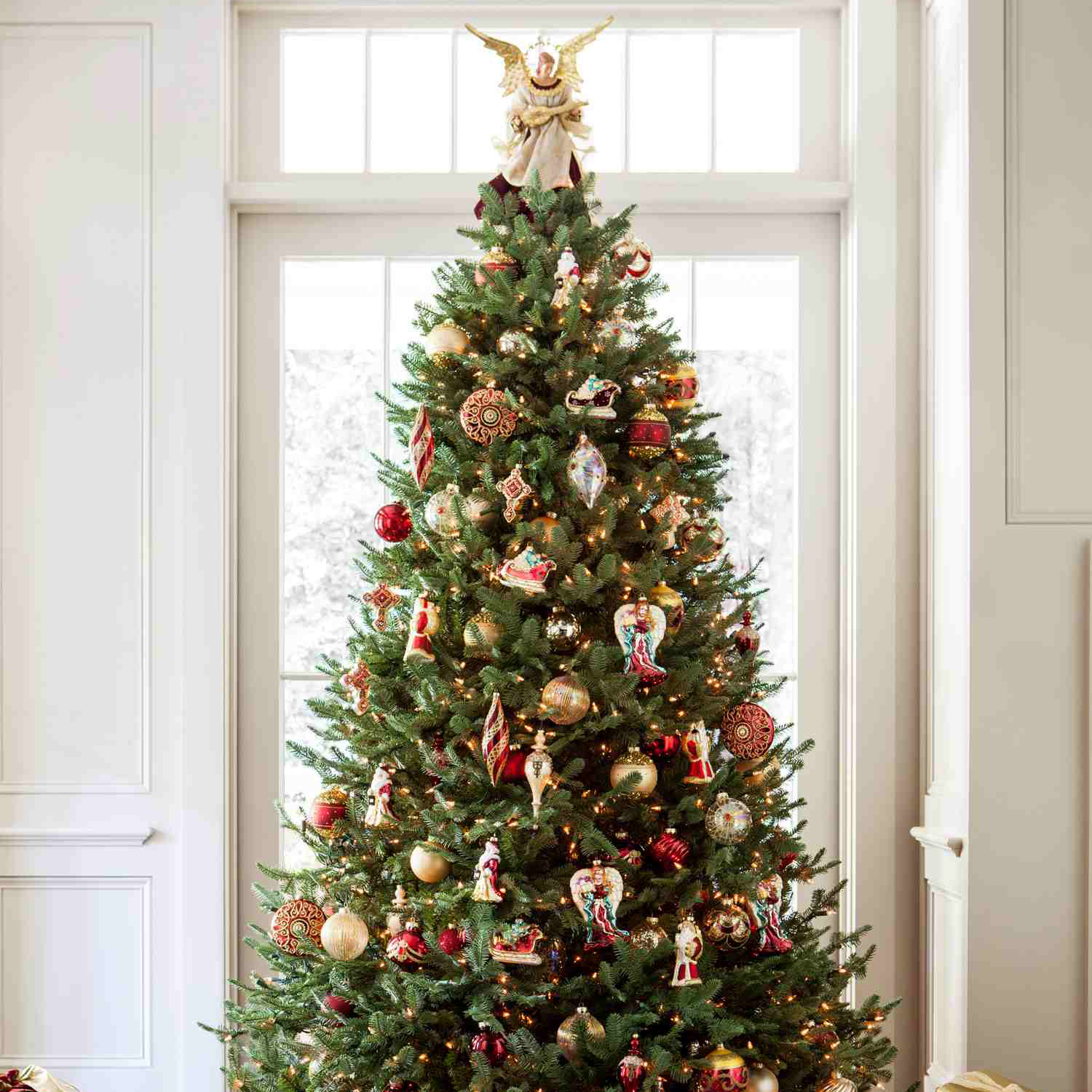 Where To Buy Balsam Hill Christmas Trees: Balsam Beauty And Noel Style Tree