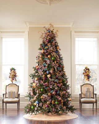 Brad Schmidt's Napa Jewel Christmas Tree