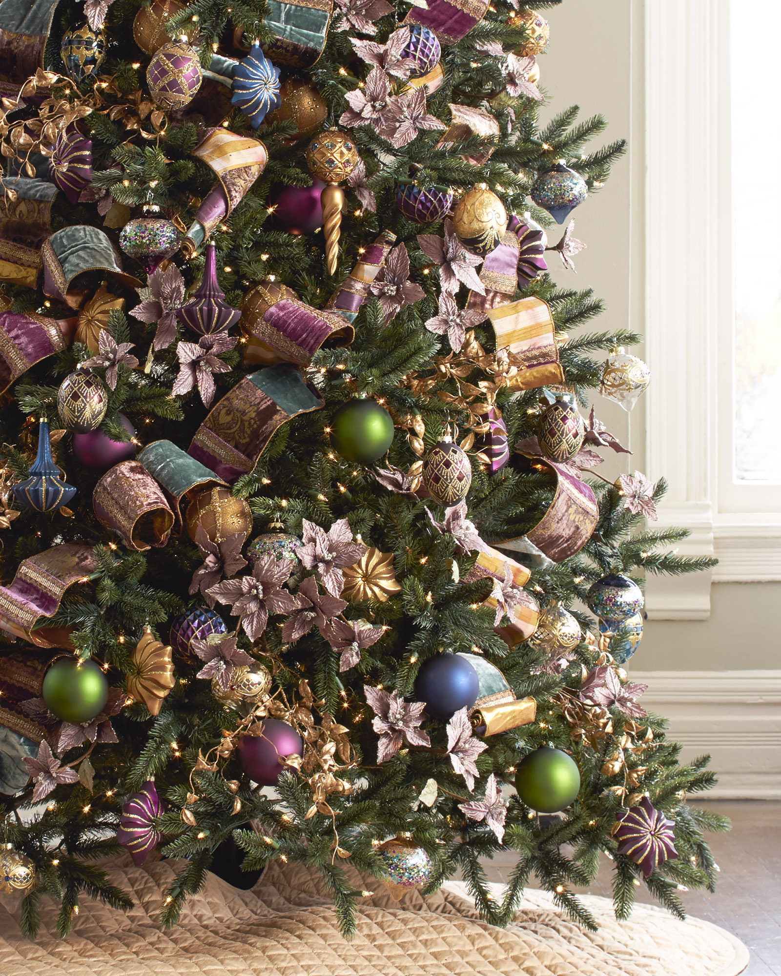 Napa Jewel Christmas Tree Christmas Tree Decorating Ideas
