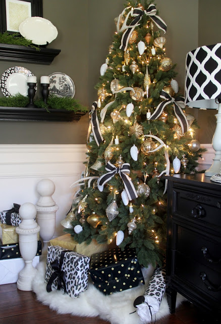 A Traditional Tree With A Modern Twist