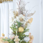 Christmas Bouquet Tree Topper