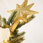 Star Beaded Tree Topper