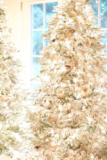 Frosted Fraser Fir - Merry and Bright Christmas