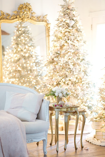 frosted fraser fir merry and bright christmas - Merry And Bright Christmas Decorations