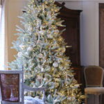 Sanibel Spruce Tree - Golden French Country