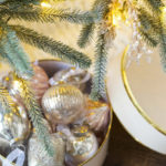French Country Ornaments - Golden French Country