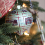 Inspired By Charm - Farmhouse Christmas Ornaments