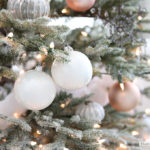 Metallic Ornament Set - French Winter Country
